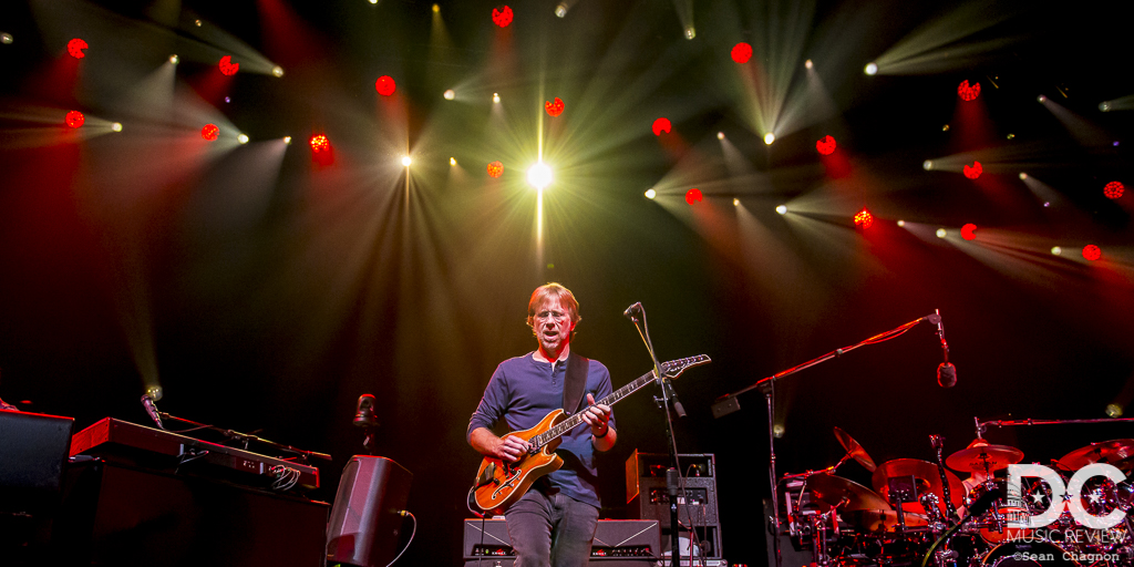 Phish Performs at Hamton Coliseum - Hampton, VA