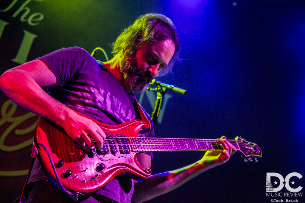 Neal Casal of Circles Around the Sun at The Hamilton 11/22/2016