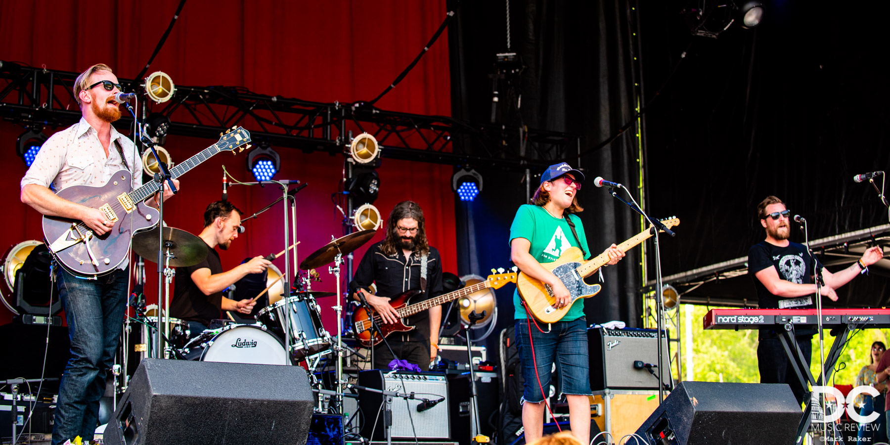 Fruition at DelFest 2017