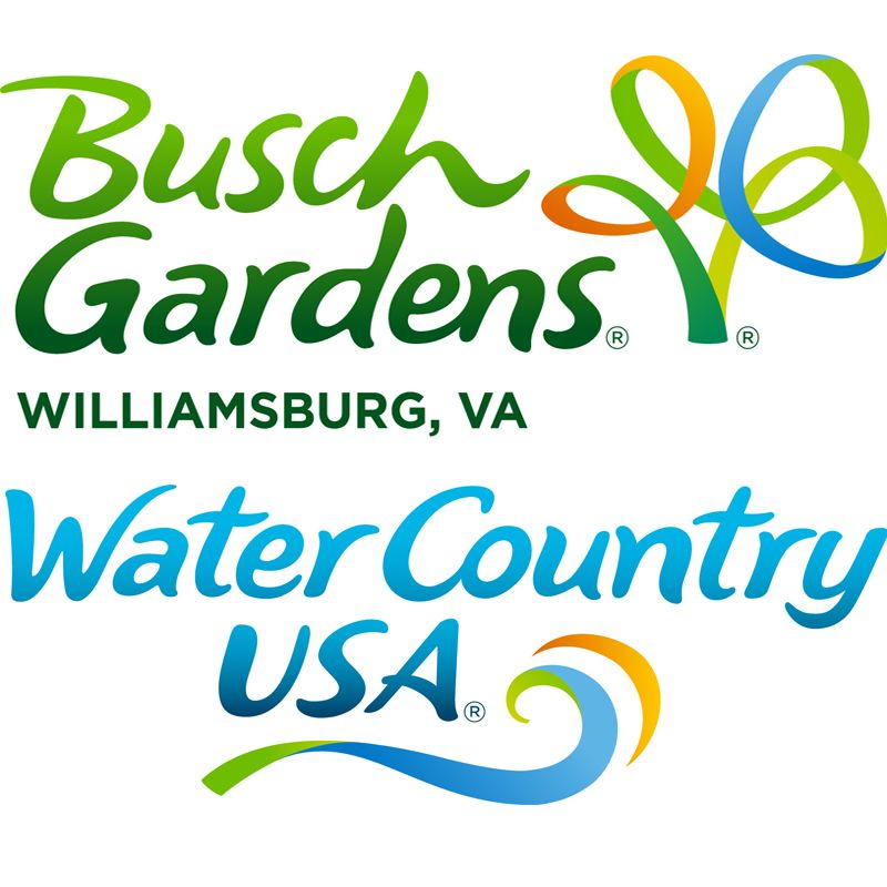 Bush Gardens Williamsburg, VA