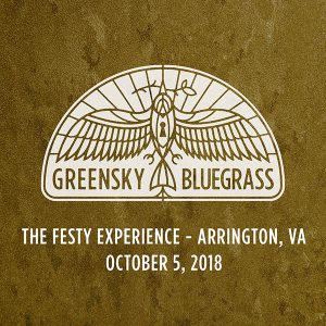 Greensky Bluegrass - The Festy Experience