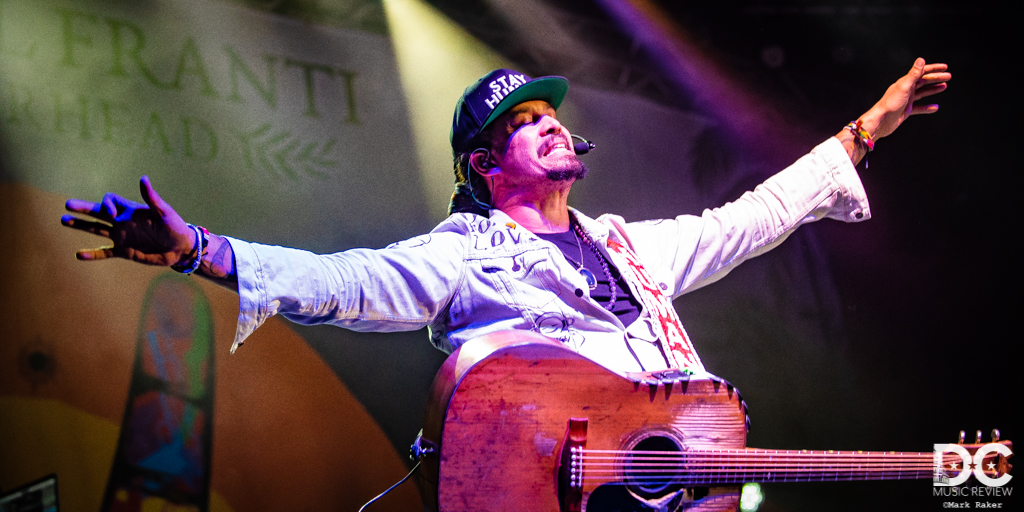 Michael Franti at the Fillmore, Silver Spring
