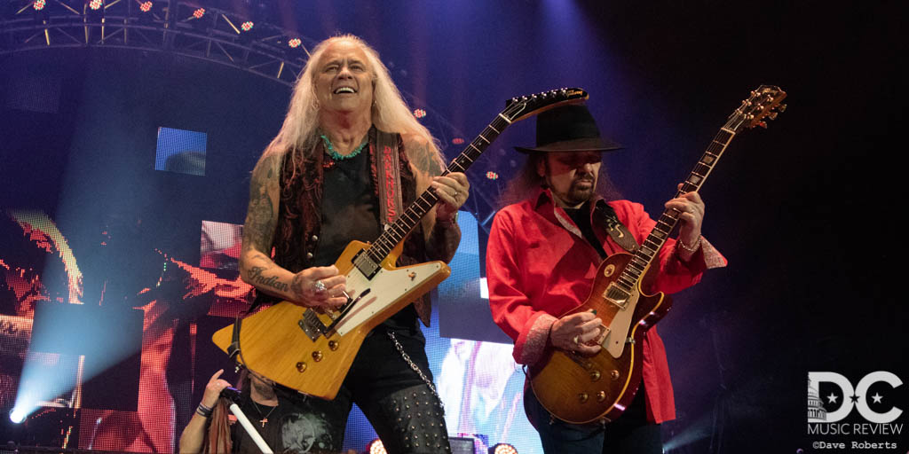 Lynyrd Skynyrd at Royal Farms Arena - Baltimore, Maryland
