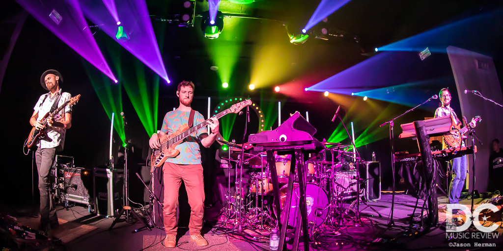 Aqueous performs at Union Stage