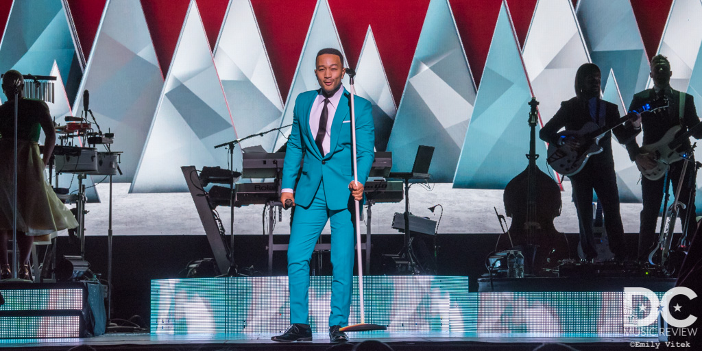 A Legendary Christmas with John Legend at MGM Theater