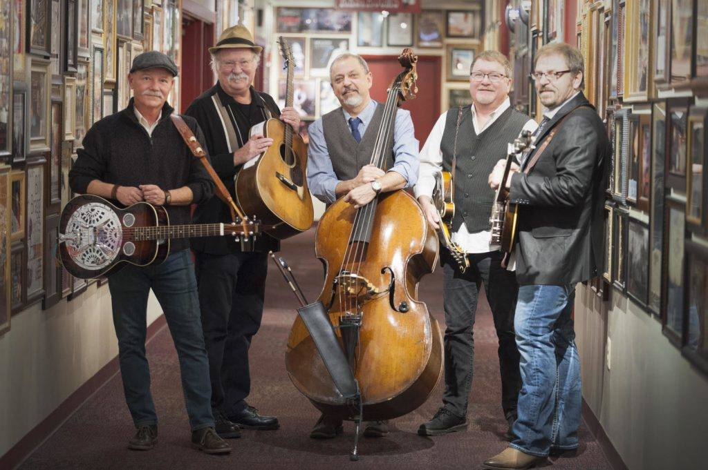 NYE w/ the Seldom Scene, The High & Wides, Ms. Adventure