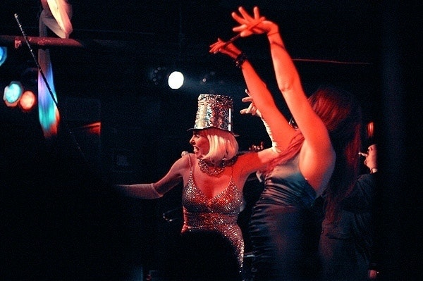 The Black Cat New Year's Eve Ball 2018 at Black Cat