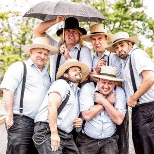 NYE Bash w/ The Amish Outlaws