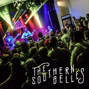 New Years Eve with The Southern Belles and Jackass Flats at The Camel