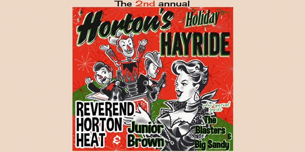 Reverend Horton Heat's