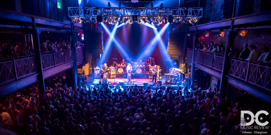 Dark Star Orchestra performs at The NorVa