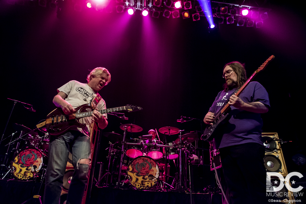 Dark Star Orchestra performs at The NorVA in Norfolk, VA