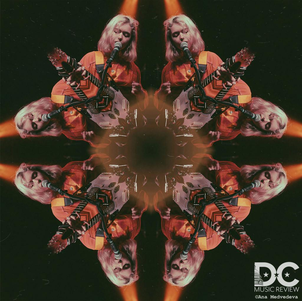 A kaleidoscope effect of Lindsey Jordan