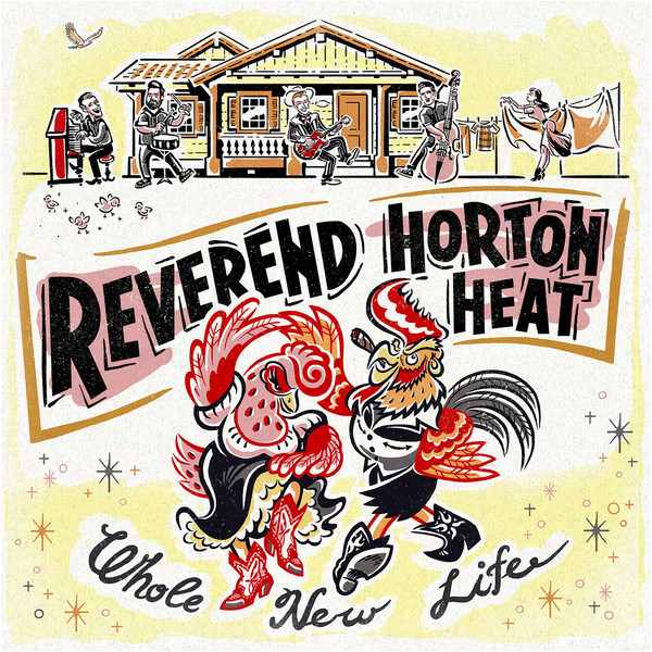 Reverend Horton Head Whole New Life