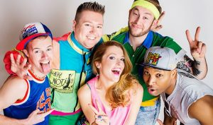 Saved By The 90s: A NYE Party with the Bayside Tigers