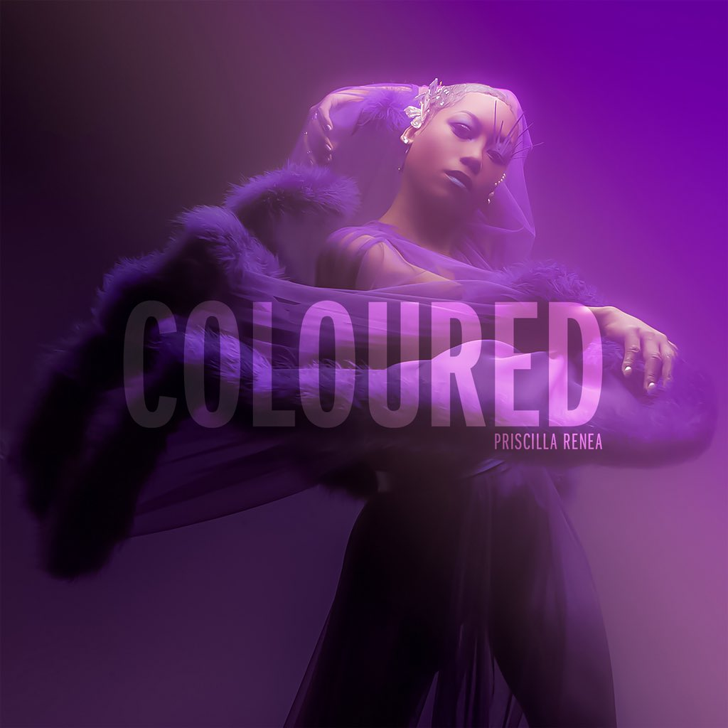 Priscilla Renea <i>Colored</i>