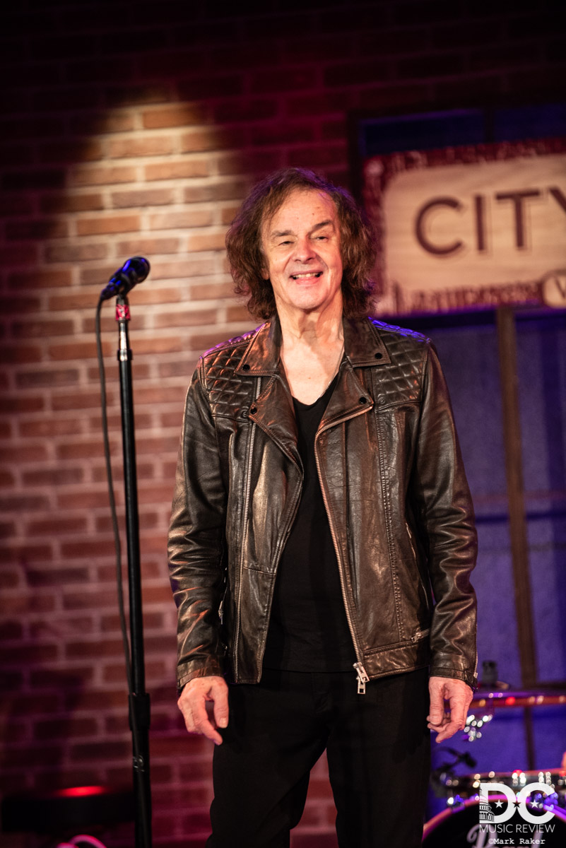 Colin Blunstone at DC City Winery