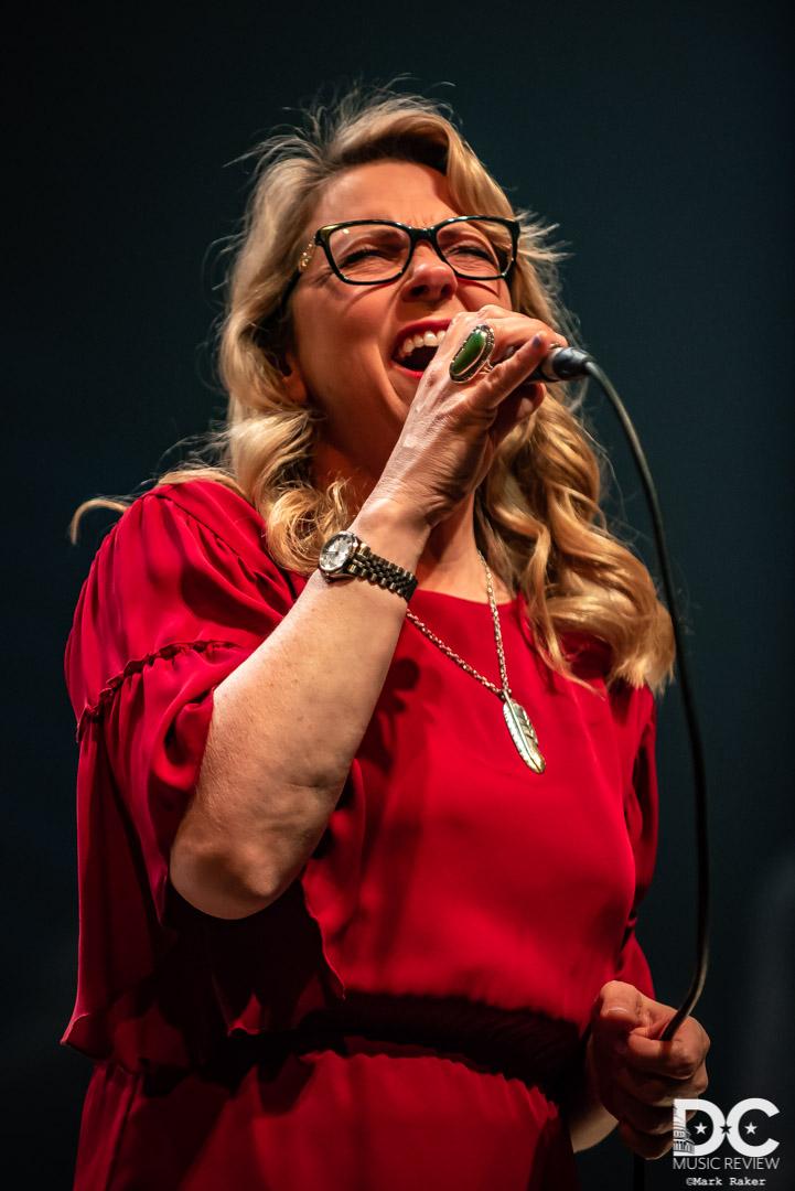 Susan Tedeschi of Tedeschi Trucks Band at the Warner Theater, Washington DC