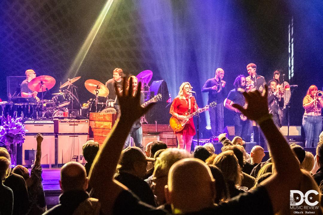 Tedeschi Trucks Band, Warner Theater, Washington DC