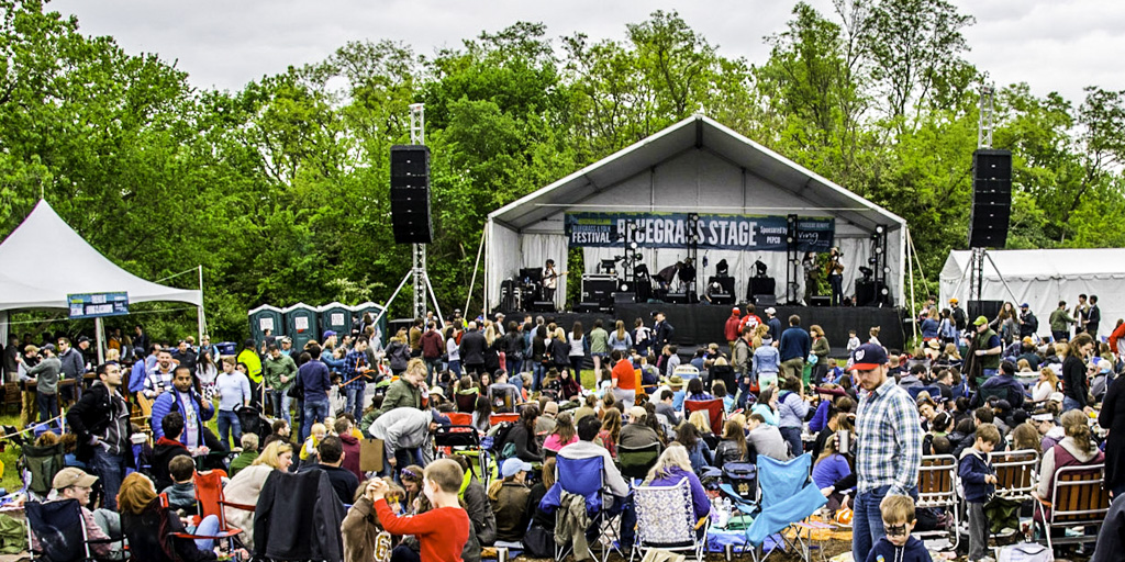 Kingman Island Bluegrass Festival, Washington DC