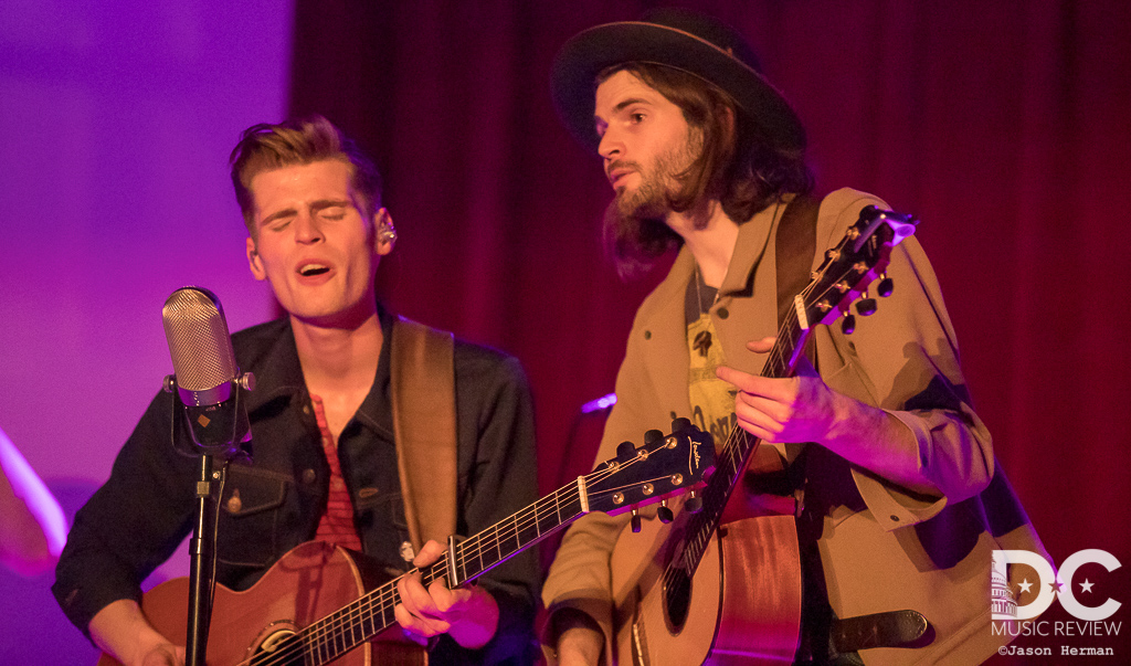 Hudson Taylor performs at City Winery DC