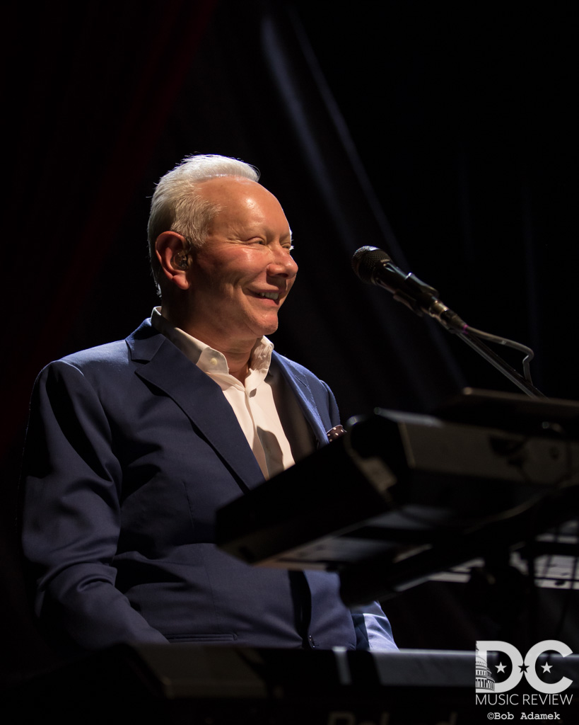 Joe Jackson performs at The National