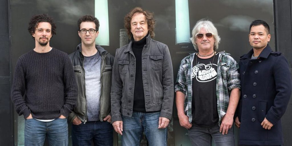 Zombies, 2019 Rock & Roll Hall of Fame Inductees (Photo Credit: Keith Curtis)