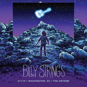 Billy Strings - The Anthem - February 1, 2019