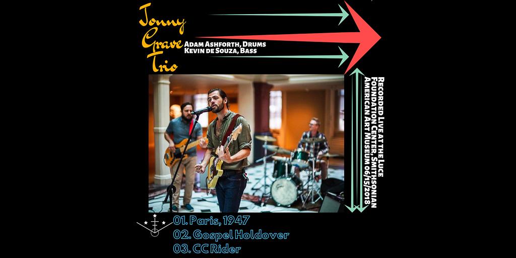 Jonny Grave Trio