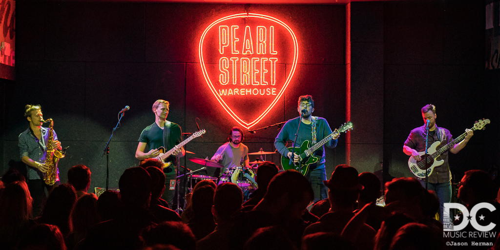 Bencoolen performs at Pearl Street Warehouse