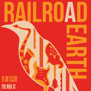 Railroad Earth - 9:30 Club - March 22, 2019