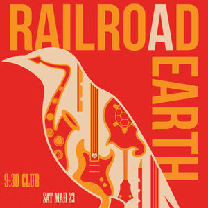 Railroad Earth - 9:30 Club - March 23, 2019
