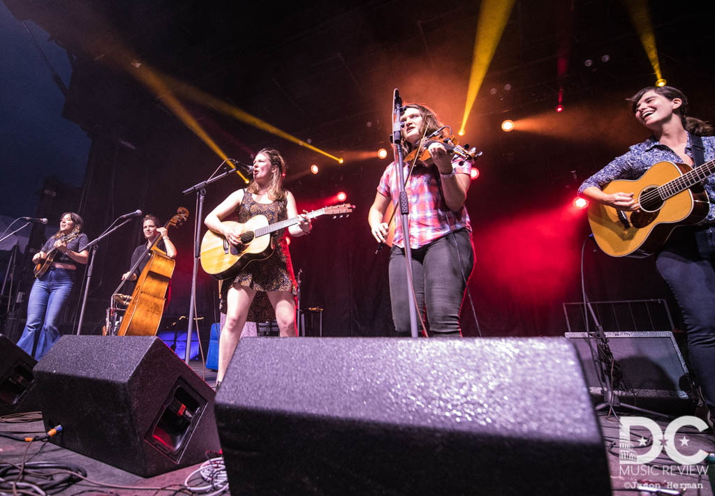 Della Mae at The Festy Experience 2018