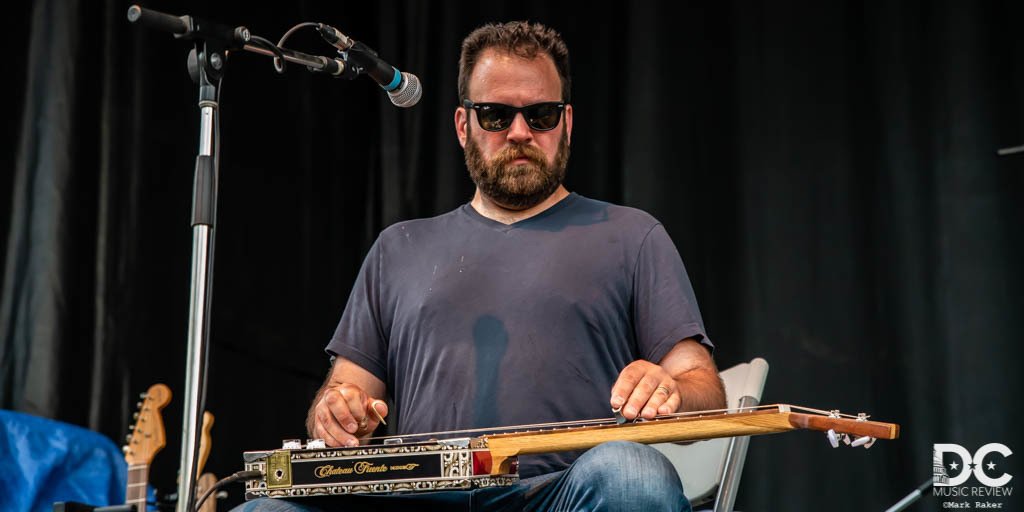 Cris Jacobs at DelFest 2018