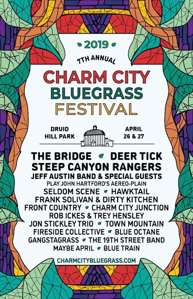 7th Annual Charm City Bluegrass Festival
