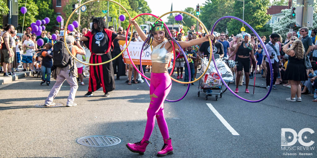 Washington DC's Funk Parade