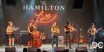 Della Mae performs at The Hamilton on May 1, 2019