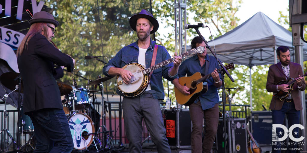 Steep Canyon Rangers perform at Charm City Bluegrass