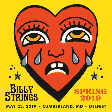 Billy Strings Del Fest Late Night, Cumberland, MD