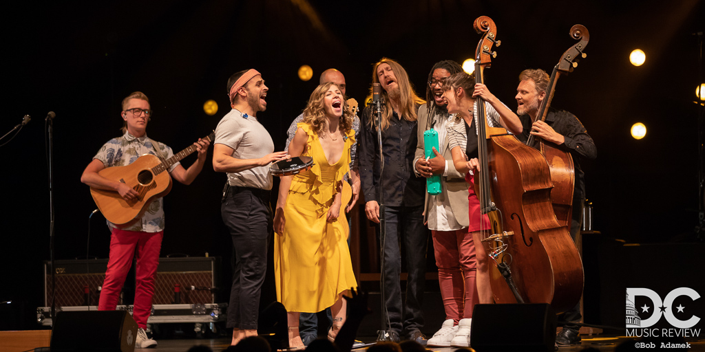 The Wood Brothers with Lake Street Dive at Wolftrap