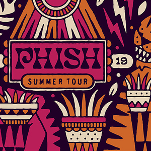 Phish at Merrieweather Post Pavilion - June 22, 2019