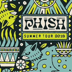 Phish at Merrieweather Post Pavilion - June 23, 2019