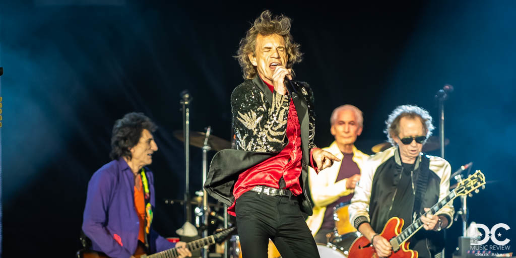 The Rolling Stones at FedEx Field, Landover Md