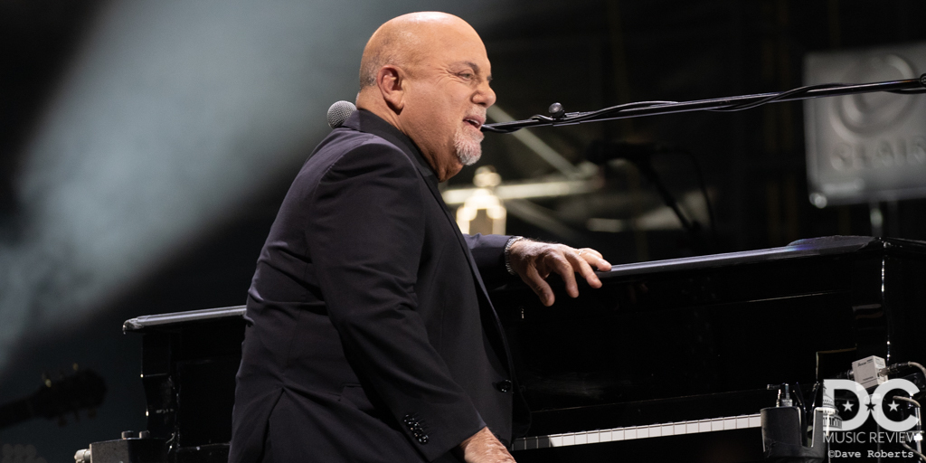 Billy Joel Performs at Oriole Park at Camden Yards