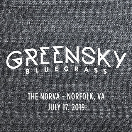 Greensky Bluegrass at The NorVA on July 17, 2019