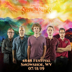 Infamous Stringdusters at the 4848 Festival