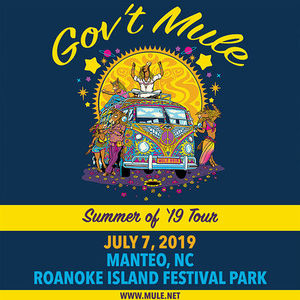 Gov't Mule at Roanoke Island Music Festival Park - Manteo, NC