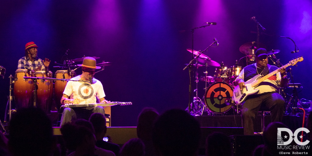 Ben Harper performs at MECU Pavilion