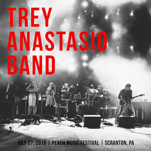 Trey Anastasio Band at Peach Festival