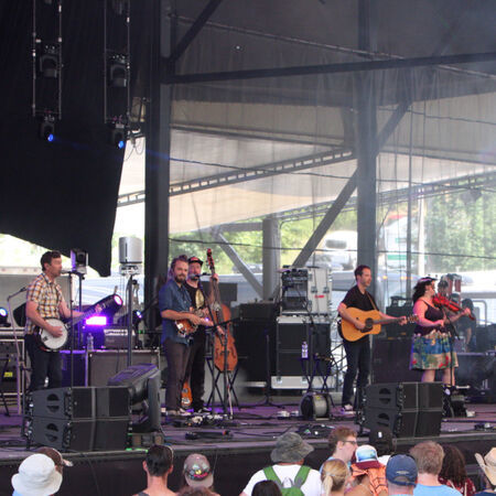 Yonder Mountain String Band The Peach Music Festival, Scranton, PA